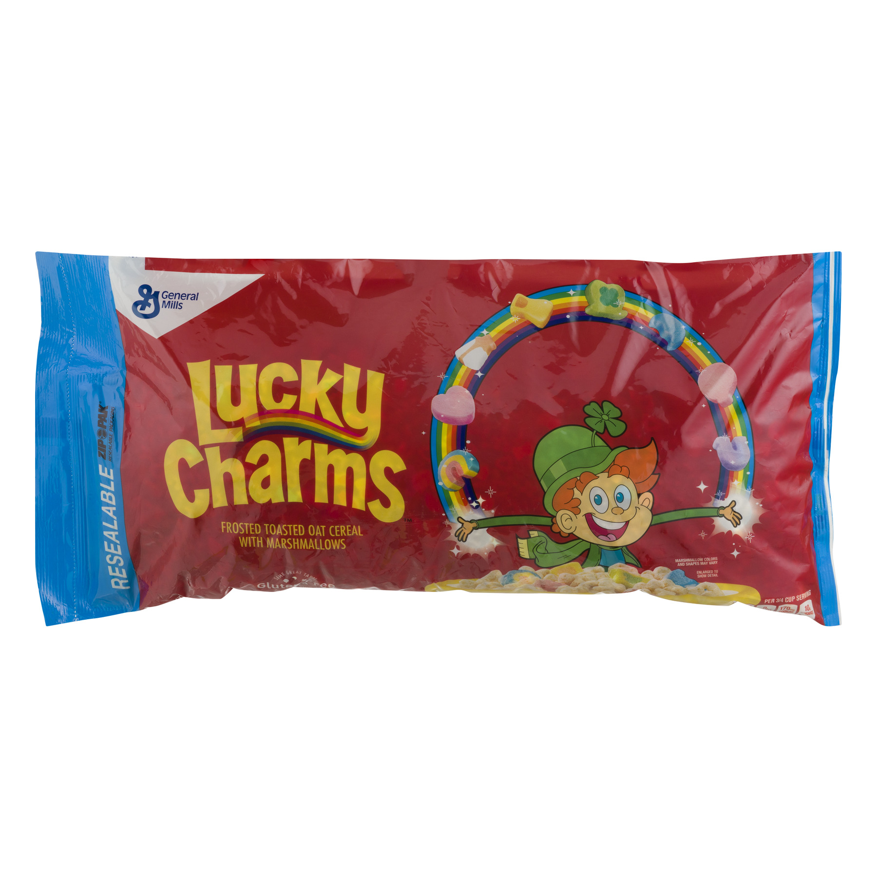 Lucky Charms™ Cereal 32 oz. ZIP-PAK®