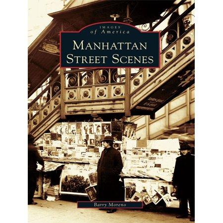 Manhattan Street Scenes - eBook