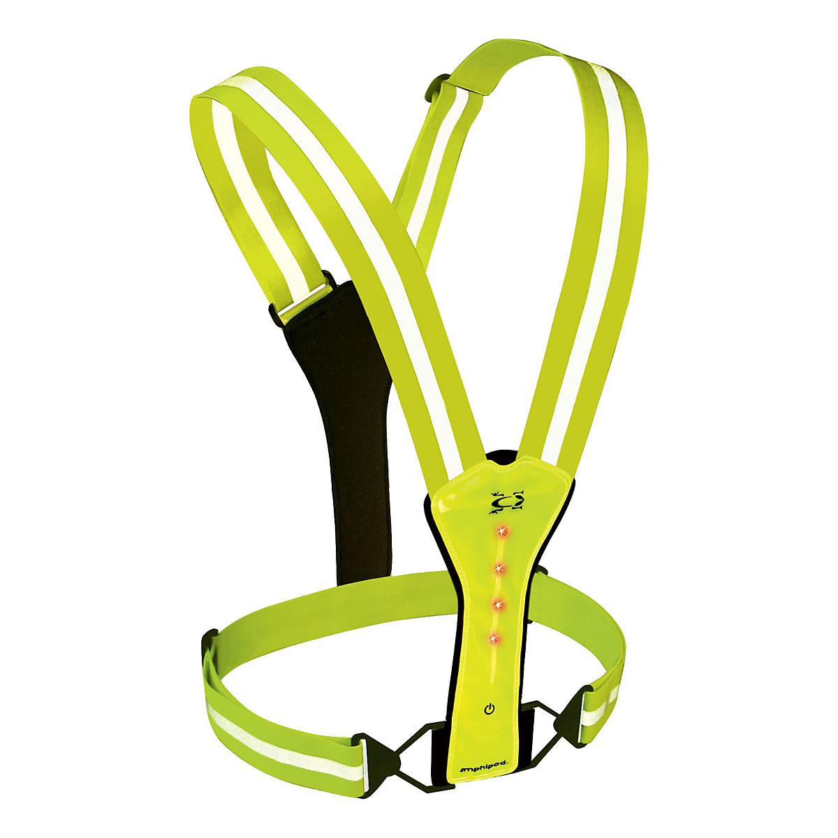 Amphipod Xinglet Flash LED Runner's Vest High Visibility ...