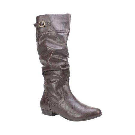 Women's Cliffs by White Mountain Fox Slouch Boot