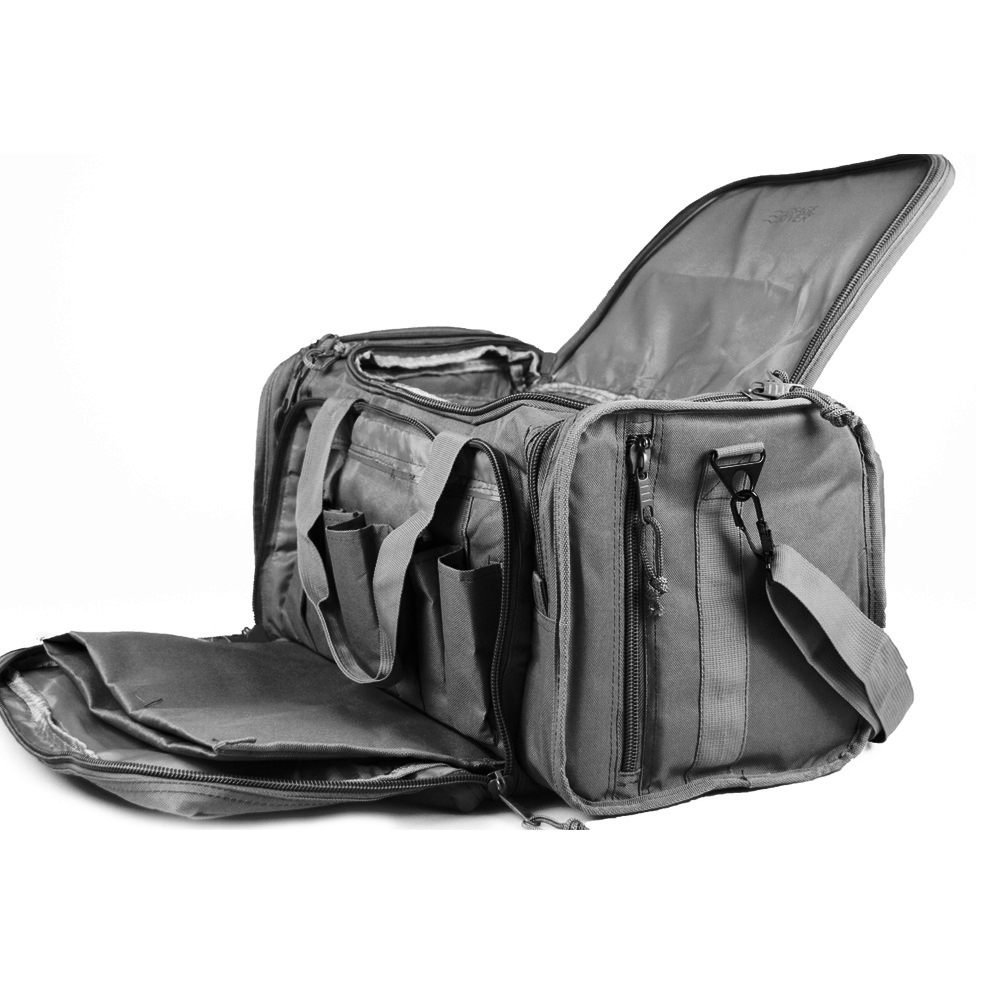 Osage River Range Bag Gunmetal - Grey