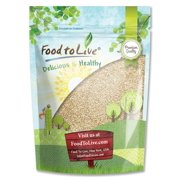 Food To Live  Sesame Seeds (Hulled) (2 Pounds)