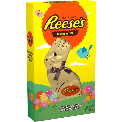 Reese's Easter Peanut Butter Bunny, 5 Ounces