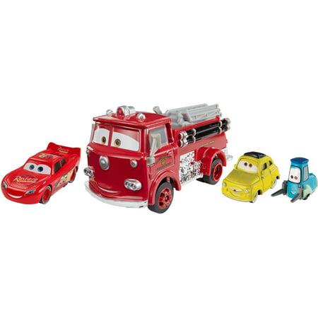 - Disney/Pixar Cars 3 Radiator Springs 3-Pack Die-Cast Vehicles