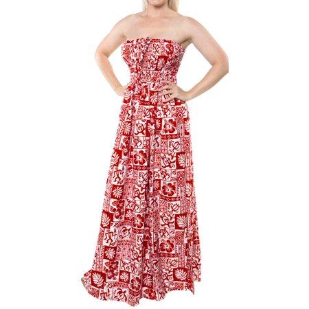 HAPPY BAY Halter Evening Tube Dress Maxi Skirt Beach Backless Sundress Casual Swimsuit