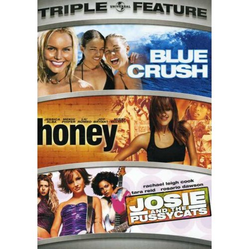 Blue Crush / Honey / Josie And The Pussycats (Widescreen)