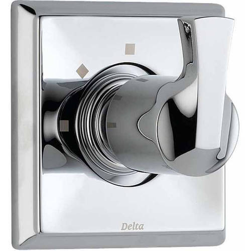 Delta Dryden Three Function Diverter Valve Trim, Available in Various Colors