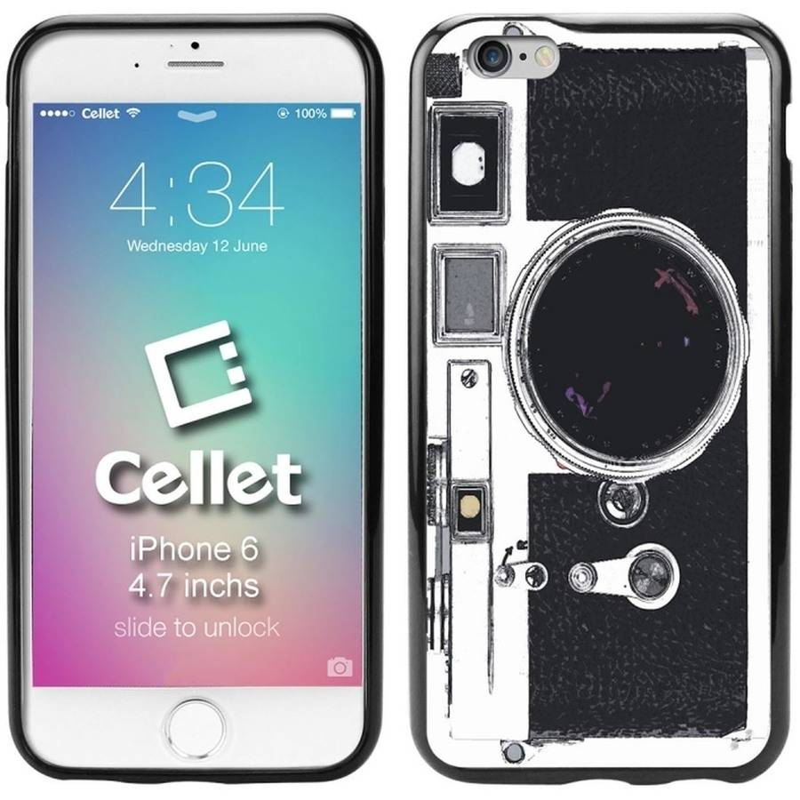 Cellet TPU/PC Proguard Case with Cameral for Apple iPhone 6