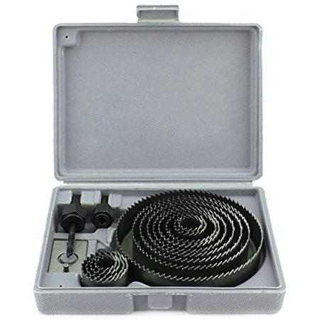 Hole Saw Sets,16 Pcs Hole Saw Kit 3/4
