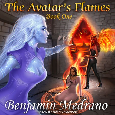 The Avatar's Flames - Audiobook (Through The Fire And The Flames Tab)