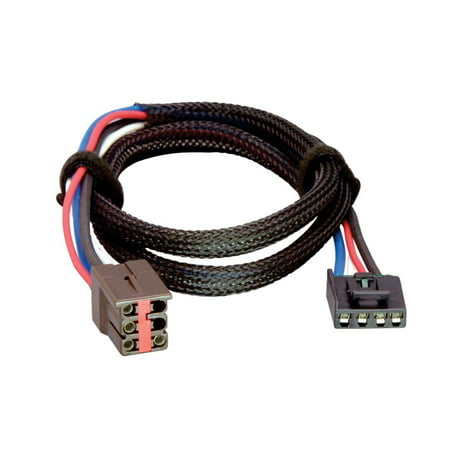 Tekonsha 3035-P Trailer Brake Control Wiring Harness - 2 Plugs, Ford
