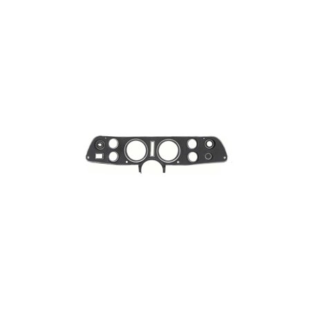Eckler's Premier  Products 33-143501 - Camaro Dash Carrier Bezel With Chrome Trim