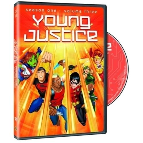 Young Justice: Season One, Volume Three (Widescreen)