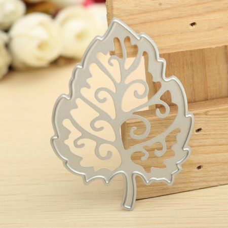 Maple Leaf Pattern Cutting Die Stencil For Cards & Scrapbook Album Paper Card Photo Frame DIY - Halloween Paper Cutting Patterns