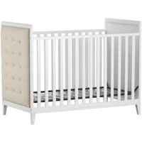 Deals on Little Seeds Monarch Hill Avery Upholstered Crib
