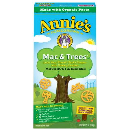 Annies  Mac   Trees  Macaroni   Cheese