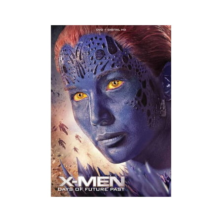 X-Men: Days of Future Past (DVD) (X Men Days Of Future Past Date)