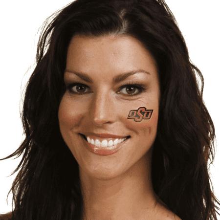 Oklahoma State Cowboys 4-Pack Temporary Tattoos - Orange - No Size](Cowboy Western Tattoos)
