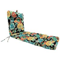 "Outdoor 22"" x 72"" x 4"" French Edge Chaise Lounge Cushion"