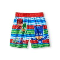 PJ Masks Swim Trunks (Toddler Boys)
