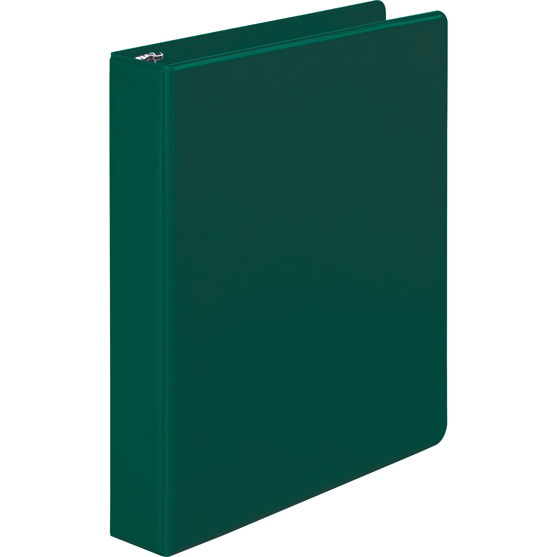 Wilson Jones 368 Basic Round Ring Binder, Green, 1 Each (Quantity) by ACCO Brands Corporation