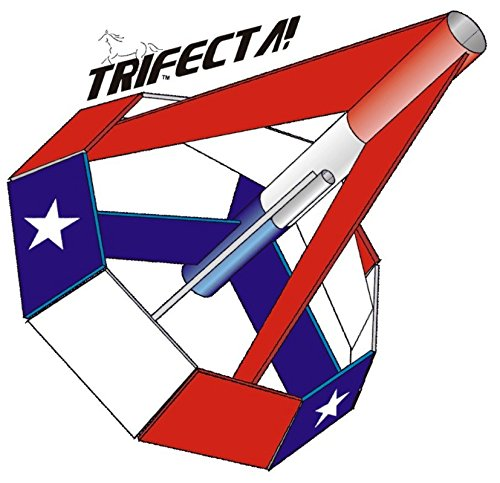 Flying Model Rocket Kit Trifecta..., By Flis Kits Ship from US by