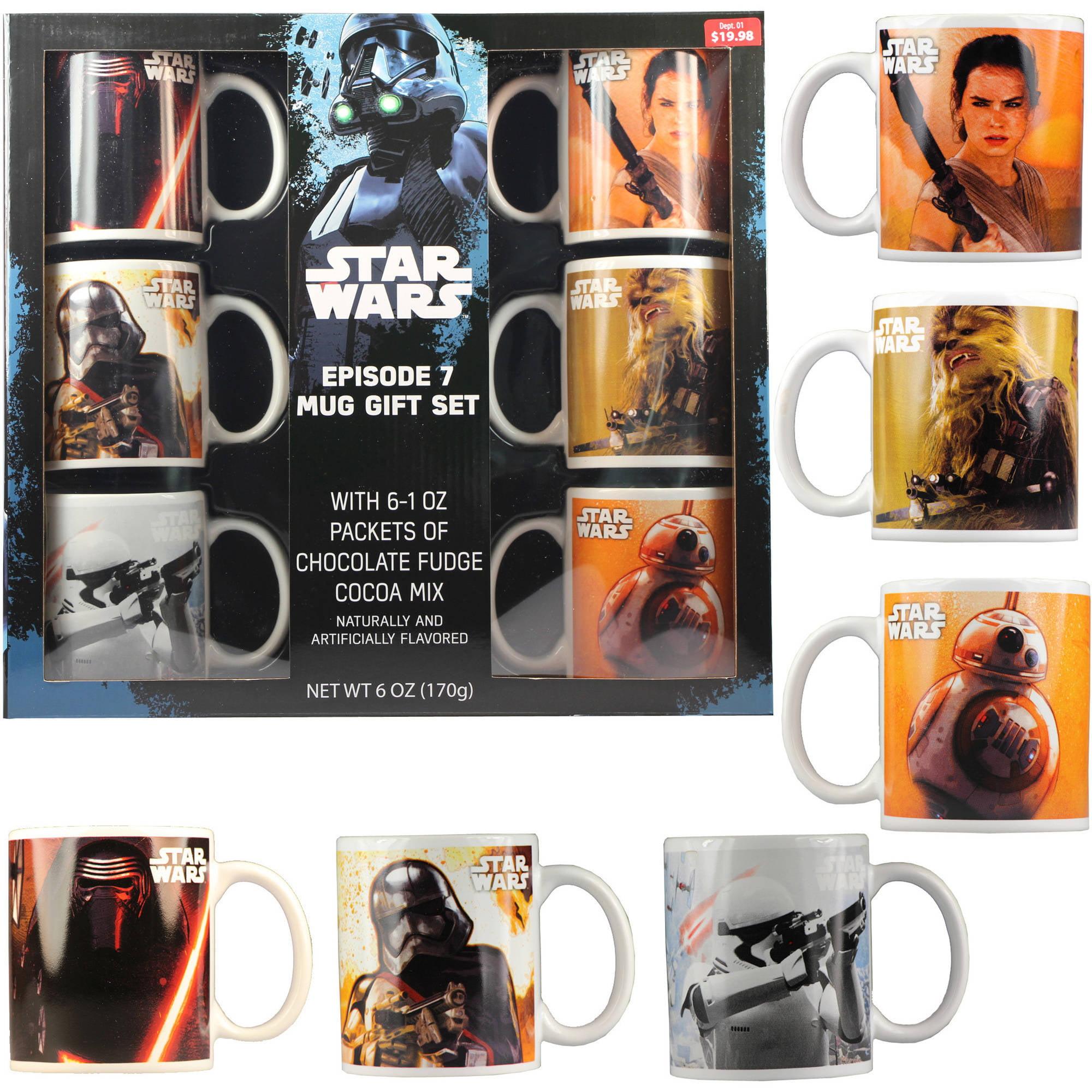 Star Wars Episode 7 Mug Gift Set