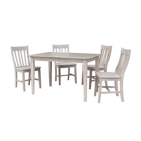 Solid Wood Dining Table with 12