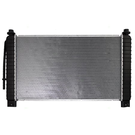 Radiator Assembly Replacement for Chevrolet Cadillac GMC Pickup Truck SUV 15193110