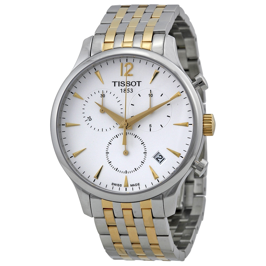 Tissot - T-Classic Tradition Chronograph Mens Watch T0636172203700 -  Walmart.com f38a7a3059f
