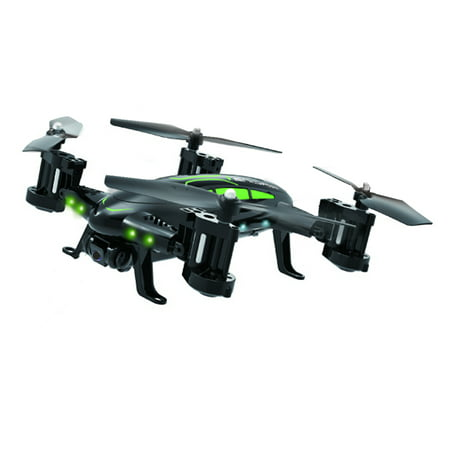 - Force Flyers - Land Air 2 in 1 RC Drone Car with Altitude Hold Function
