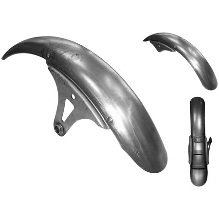 Bikers Choice 090338 Softail Springer Front Fender - Raw (Softail Section)