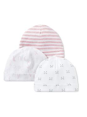 91968d4b8979e Baby Girl Hats   Caps - Walmart.com