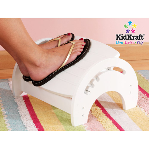 KidKraft - Adjustable Nursing Stool, Choose Your Color