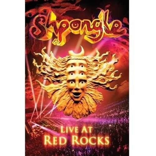 Shpongle: Live at Red Rocks (DVD)