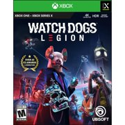 Watch Dogs: Legion Xbox Series X,S, Xbox One Standard Edition