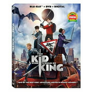 The Kid Who Would Be King (Blu-ray + DVD)
