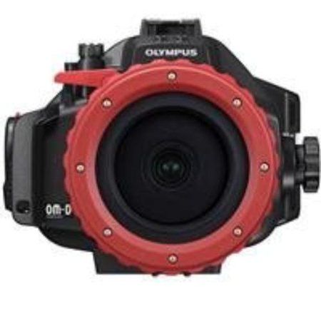 Olympus Underwater Case For Camera - Knock Resistant, Water Proof, Bump Resistant - Polycarbonate (v6300560u000)