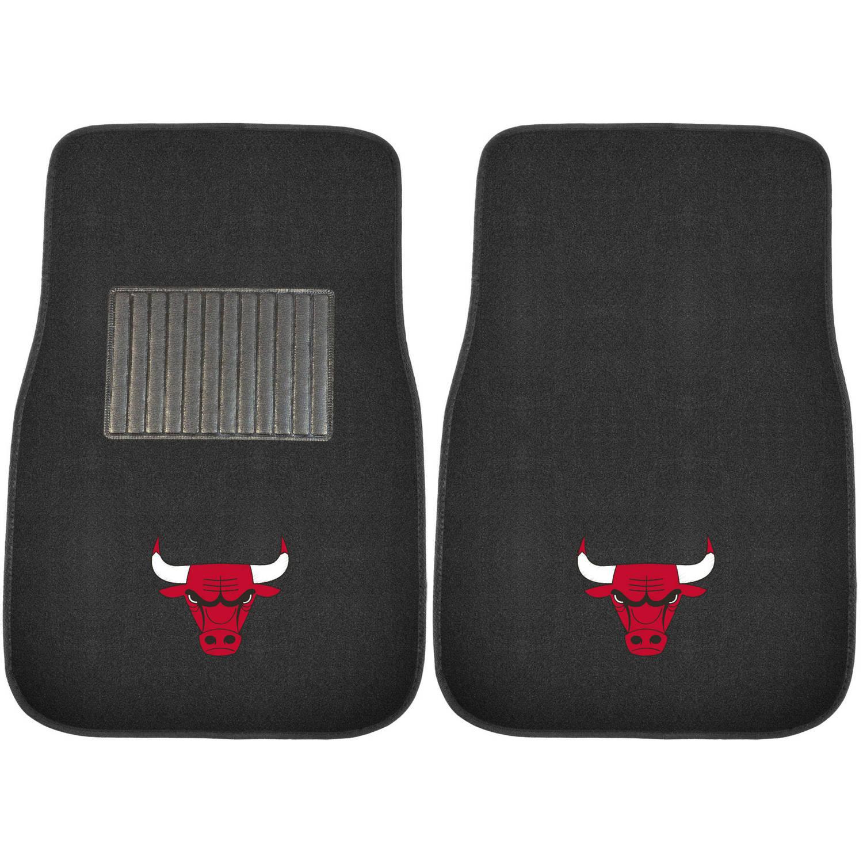 NBA Chicago Bulls Embroidered Car Mats