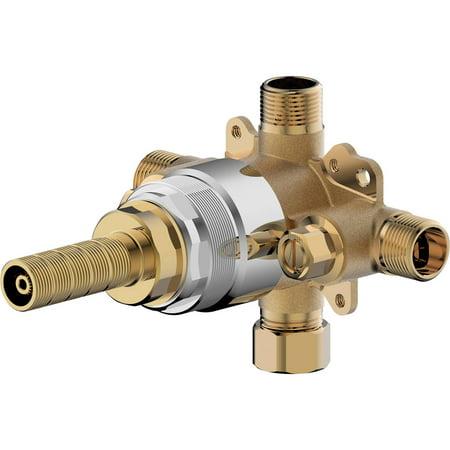 Ultra Faucets UFP-PBV7 1/2