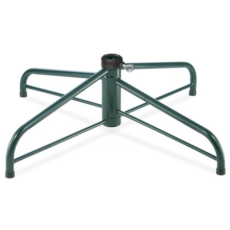 """32"""" Folding Tree Stand for 9' to 12' Trees w/ 1.25"""" pole - image 1 of 1"""