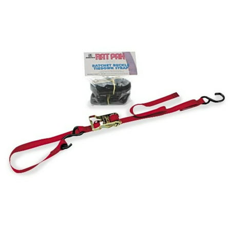 Ancra 49380-10 Integra Tie Down - Red