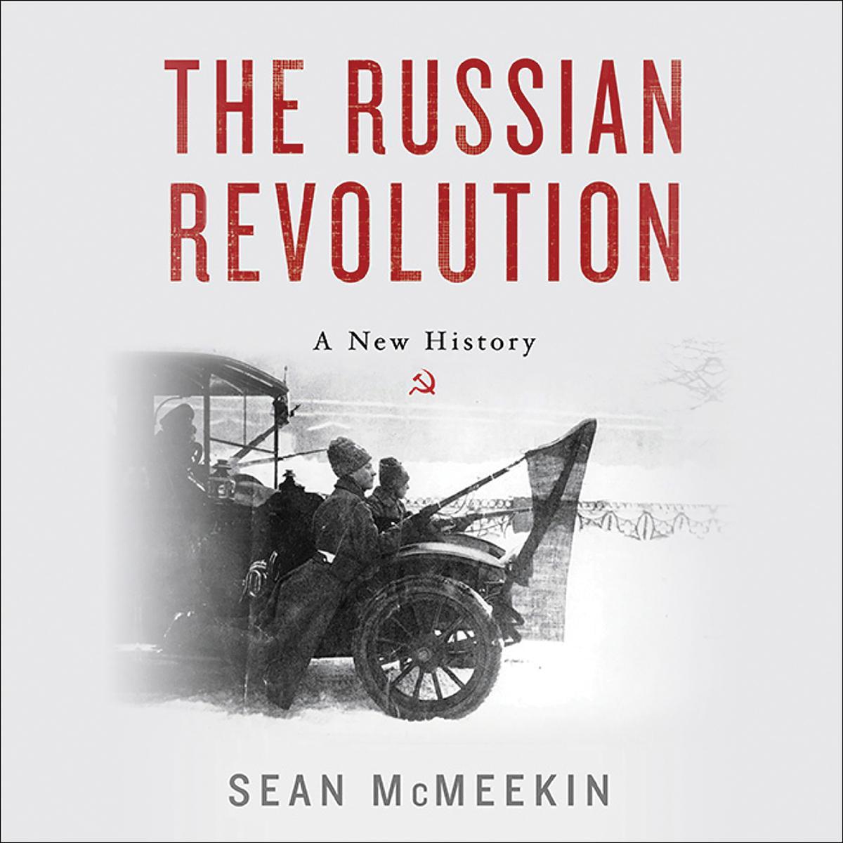 The Russian Revolution - Audiobook