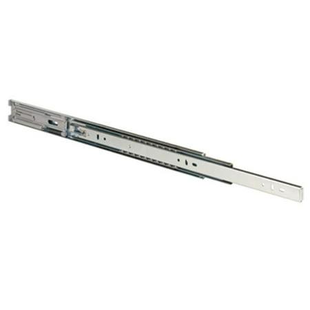 Fulterer FR5001.ECD Soft Close Full Extension Slide Zinc 16 in. 1 Set does one drawer](70s Close)