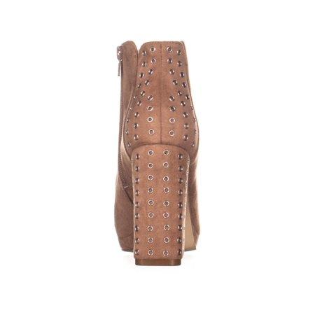Guess Beverly2 Platform Ankle Boots, Light Pink - image 2 de 6