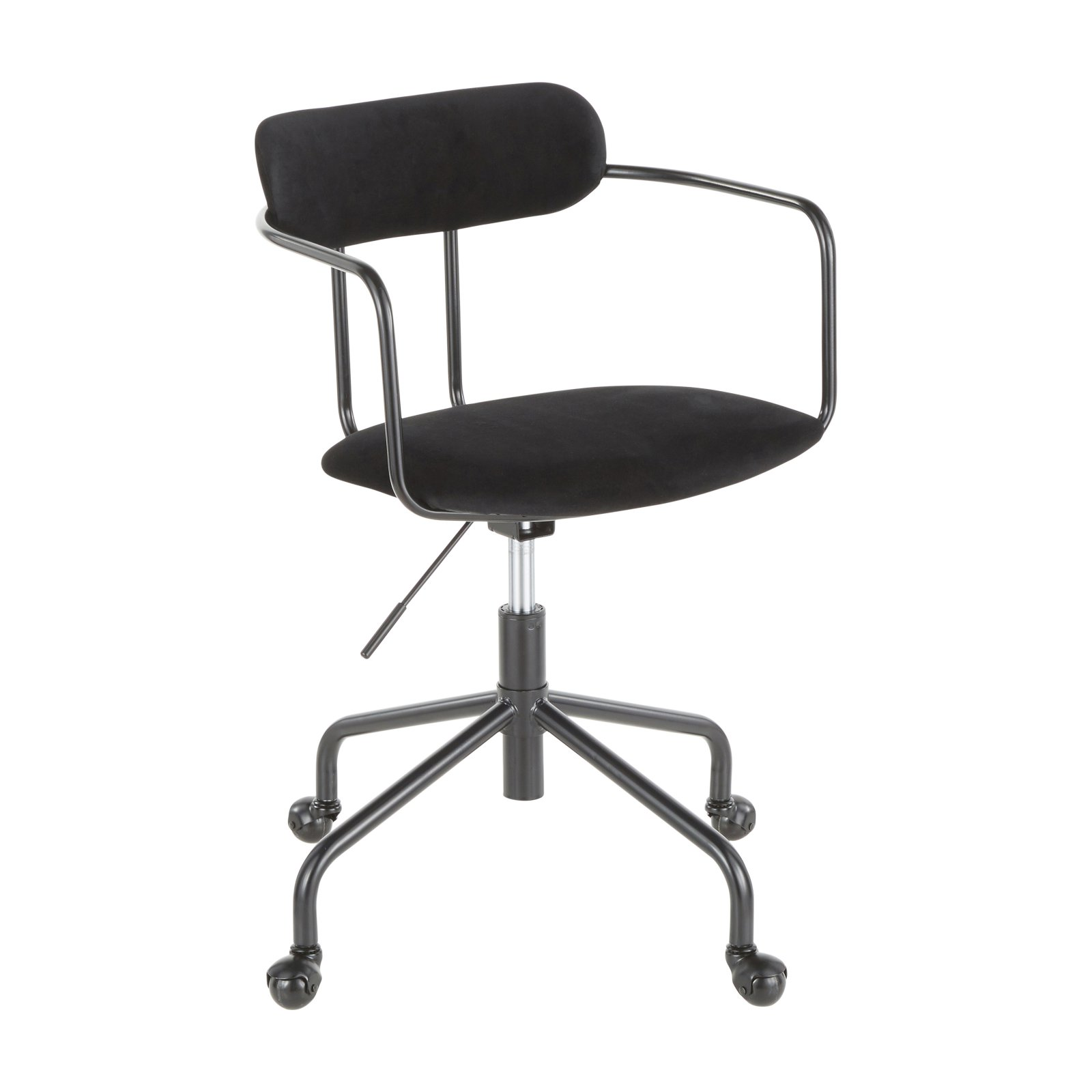 LumiSource Demi Contemporary Office Task Chair - Walmart.com