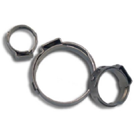 Stainless Steel CinchClamp-10PK 1/2
