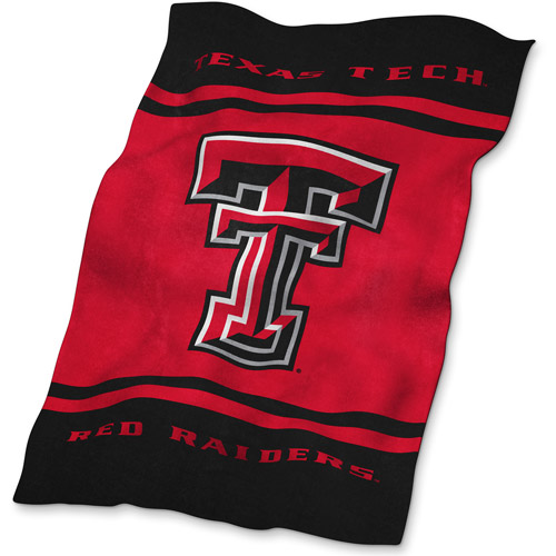 Logo Chair NCAA Texas Tech UltraSoft Blanket