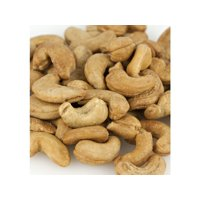 (Price/EA)Wricley Nut Whole Roasted No Salt Cashews 240ct 15lb, 308099