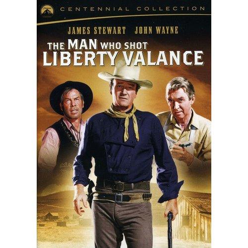 The Man Who Shot Liberty Valance (2-Disc) (Paramount Centennial Collection) (Widescreen)